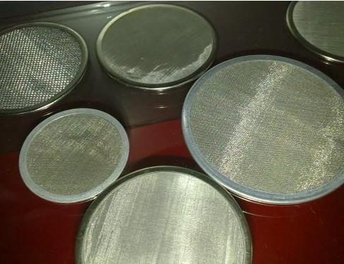 不锈钢烧结滤片