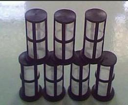 塑料过滤网筒