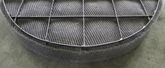 丝网除沫器原理
