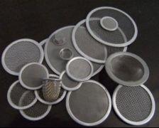 不锈钢圆形过滤网片