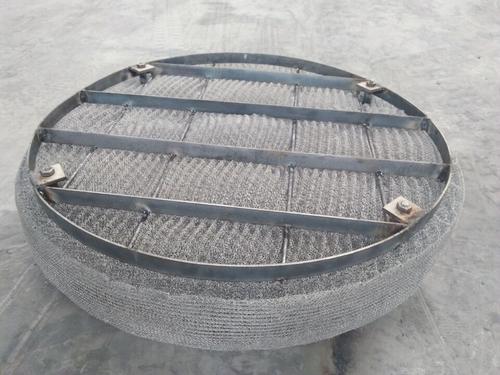 丝网除沫器的构造特点及部件组成