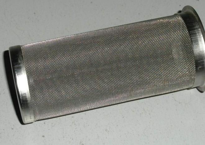不锈钢过滤网筒的日常护理